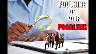 Tariq Nasheed: Focusing On Your Problems