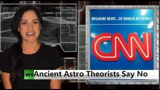 CNN primetime ratings tumble behind Ancient Aliens