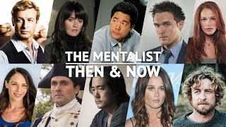 The Mentalist – Then & Now