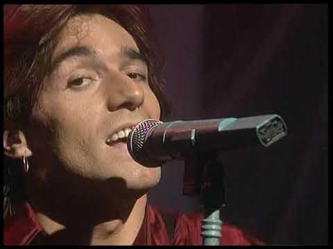 Cae video Mientras dormías - En vivo 1997