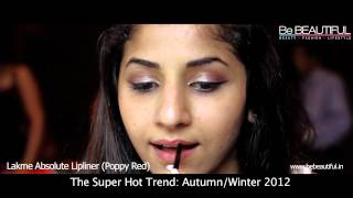 Image for video on Get the Bold Statement lips look by Be Beautiful