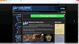 Como Descargar Urban Terror 4.2
