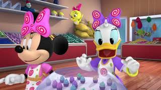 Микки и весёлые гонки - мультфильм Disney про Микки Мауса и его машинки (Сезон 1 Серия 24)