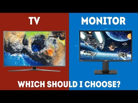 TV vs Monitor For Gaming – Which Should I Choose? [Simple Guide]