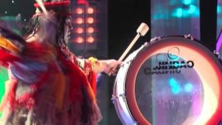 """Шоу барабанов """"Мадагаскар"""""""