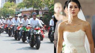 Bị người yêu hủy hôn sát ngày cưới, cô gái thuê cả đội xe ôm đóng giả nhà trai và cái kết