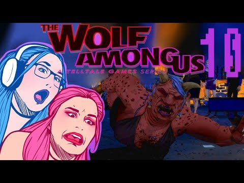 THE WOLF AMONG US! Part 10 - She had an appointment with me
