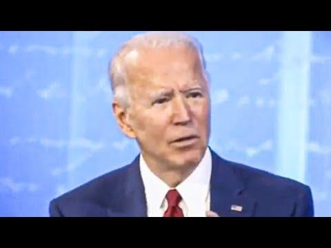 Joe Biden SHUNS 1994 Crime Bill That He Supported