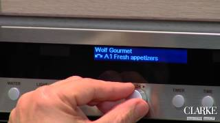 Kitchen Confidence: Wolf Gourmet mode on the Convection Steam Oven
