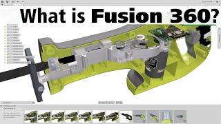 Vidéo de Fusion 360
