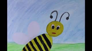 Мультфильм «Солнечный цветок» с тифлокомментарием (Детская мультстудия «Колибри»)