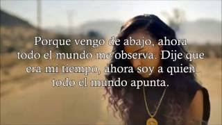 Angel Haze - Battle cry ft. Sia (Subtitulado al español)