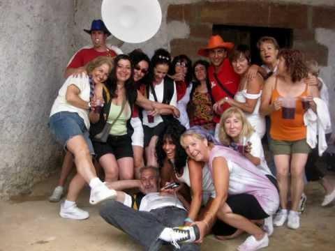ALEGRIA, CHARANGA, VINO Y MAS VINO!! POZONDON 2011