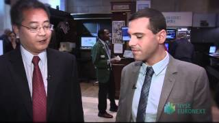 Synnex Corporation rings the NYSE Opening Bell