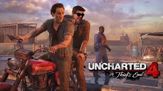 RAMBO OLMAK // Uncharted 4 : A Thief