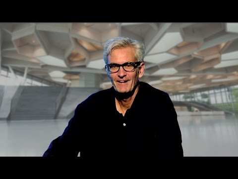 Frank Barkow: Architecture as a Physical Substance | Academy of Art University