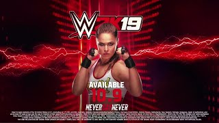 WWE 2K19: Ronda Rousey Official Pre-Order Bonus Announcement & Trailer