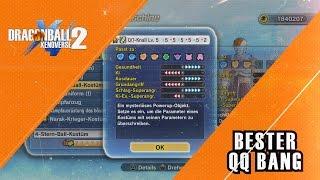 Den besten QQ Bang erstellen - DragonBall Xenoverse 2
