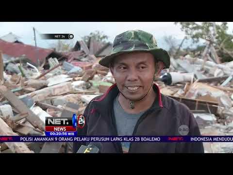 Evakuasi Korban Bencana Gempa dan Tsunami Palu Akan Diberhentikan 11 Oktober   NET24