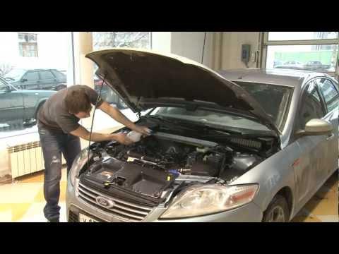 """Как помыть двигатель и не """"убить"""" машину"""