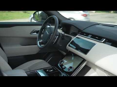 Land Rover, Range Rover Velar P300 R Dynamic