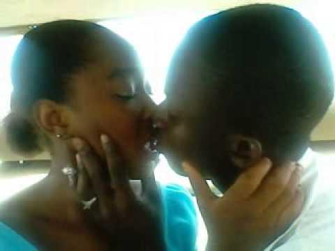 Hausa hot kiss