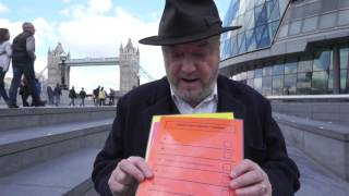 How to vote for George Galloway for London Mayor on 5 May 2016