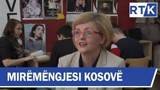 Mirëmëngjesi Kosovë - Kronikë - Librat me zë, projekt i nxënësve në shkollën