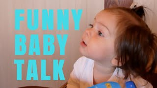 DAD TRANSLATES BABY TALK - HILARIOUS!!