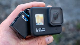 Yes! GoPro Hero 8 Black Takes Old GoPro 5/6/7 Batteries, But…