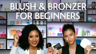 Blush & Bronzer For Beginners | Sephora