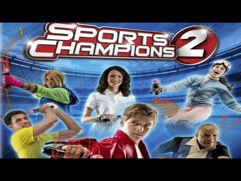 Видео № 1 из игры Праздник спорта 2 [PS3]