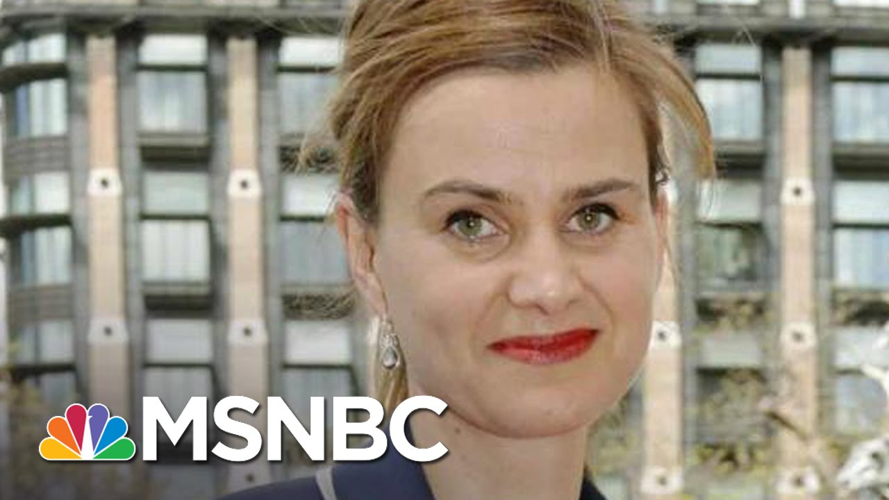 British Lawmaker Jo Cox Dies After Being Shot And Stabbed | MSNBC thumbnail