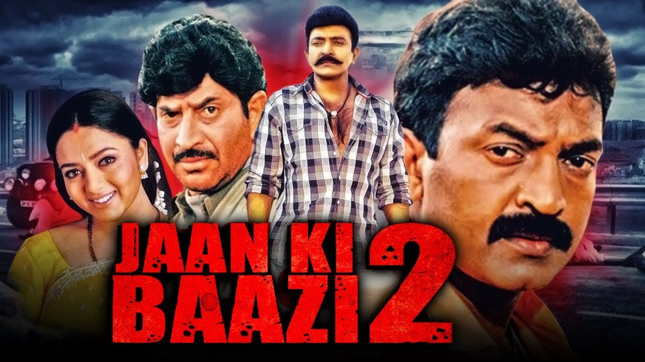 Jaan Ki Baazi 2 (Ravanna) (2020) 720p HEVC HDRip Hindi Dubbed Full South Movie x265 AAC [700MB]