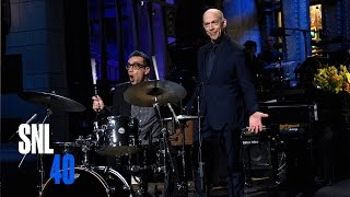 Monologue: J.K. Simmons on Movie Roles & Snowpocalyse ft. Fred Armisen - SNL