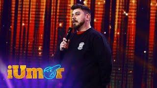 Revenire de senzație la iUmor! Micutzu face show cu numărul său de stand up comedy