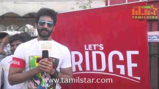 Actor Aadhi Birthday Celebration and Clean India Campaign