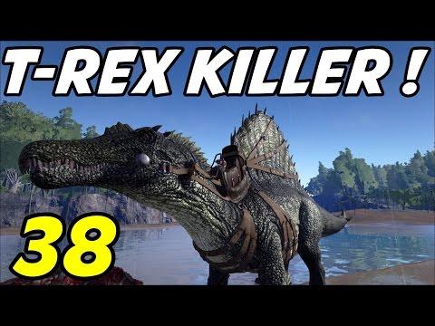 ARK Survival Evolved Walkthrough - E36