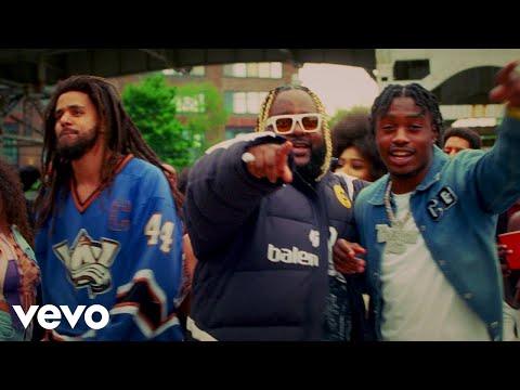 Bas - The Jackie (feat. J. Cole, Lil Tjay)