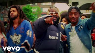 Bas - The Jackie (ft. J. Cole & Lil Tjay) [Official Video]