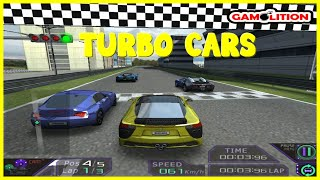 Turbo Cars Racing Gameplay | Best Kid Games | Car Racing Games