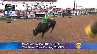 PBR Coming To CBS Sunday February 21