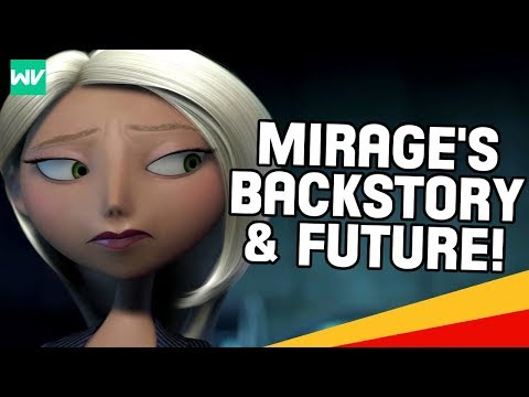 Mirage's Mysterious Backstory and Future Explained! | Incredibles Theory: Discovering Disney