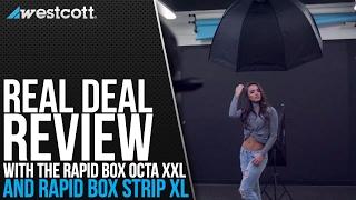 Real Deal Review: Rapid Box Octa XXL & Rapid Box Strip XL