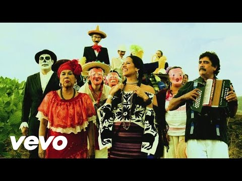 Mexique & Colombie - Lila Downs, Celso Piña & Totó la Momposina - Zapata Se Queda