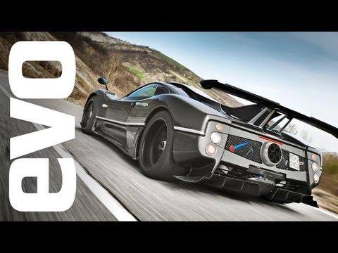 Pagani Zonda 760RS Supercar Driven!
