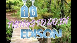 Top 15 Things To Do In Edison, New Jersey