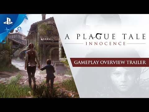 , title : 'A Plague Tale: Innocence - Gameplay Overview Trailer | PS4'