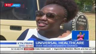 Kisumu launches universal health care