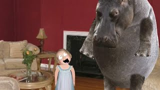 I Want a Hippopotamus for Christmas (unexpected)